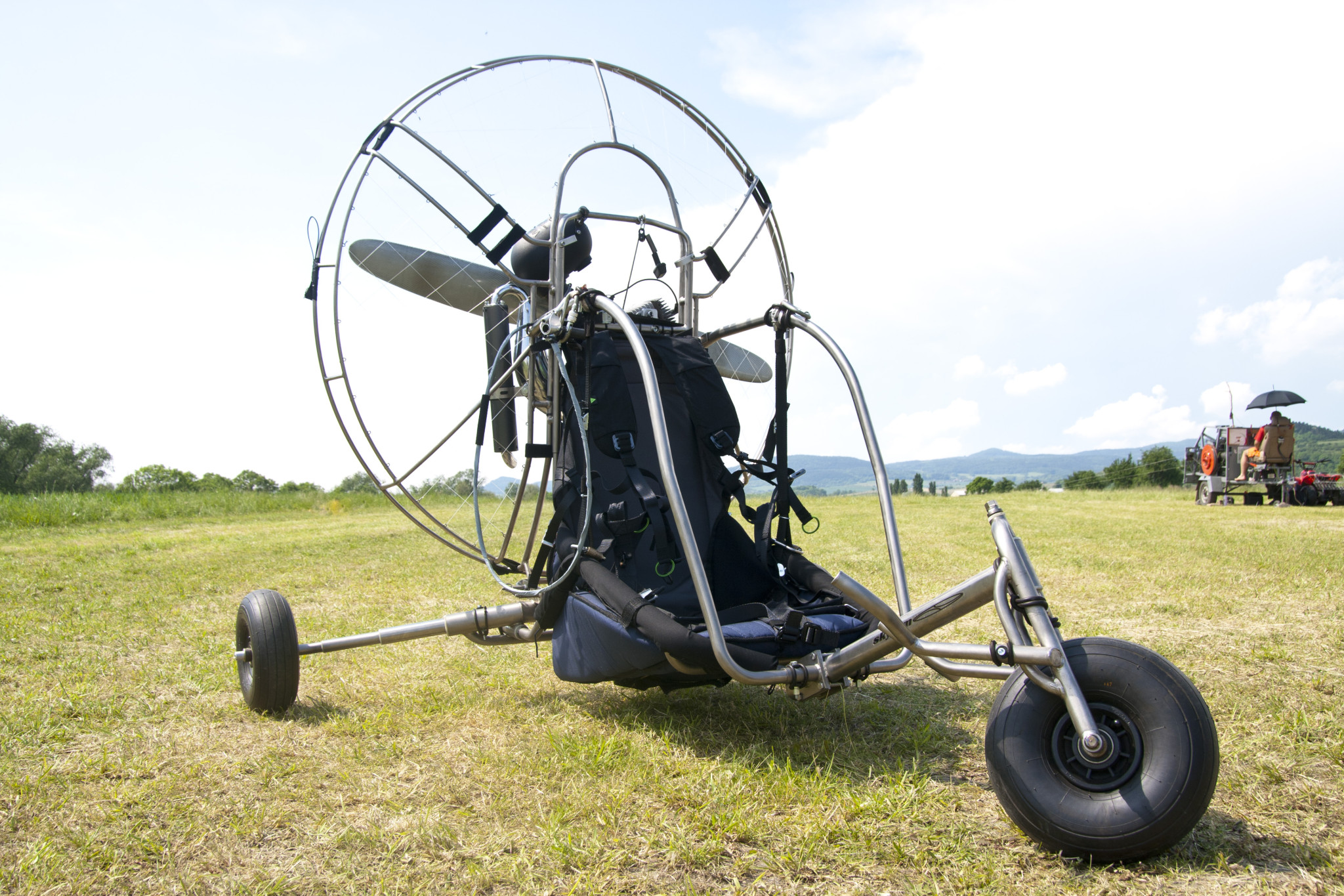 Paratrike St Freestyle Skyjam Aircraft